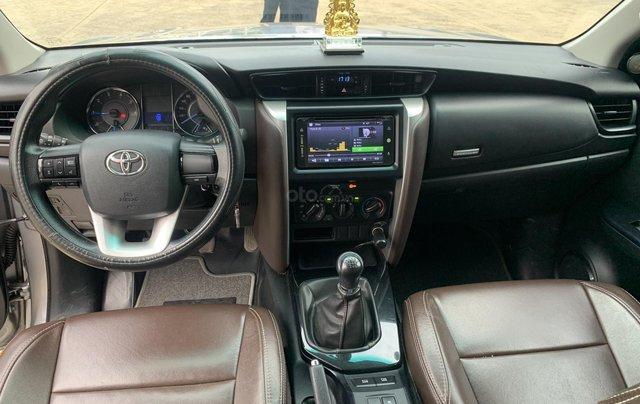 Cần bán Toyota Fortuner 2018, giá tốt hơn giá niêm yết4