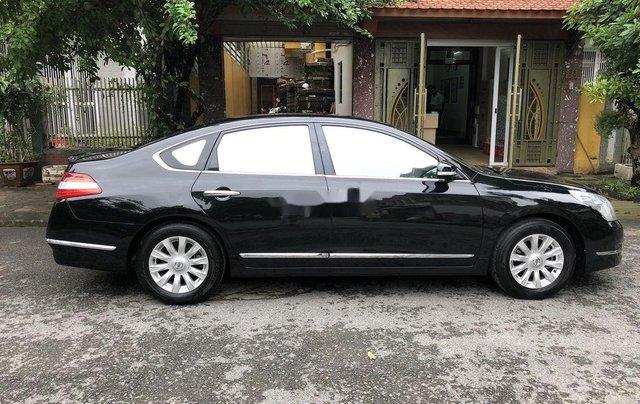Gia Hưng Auto bán Nissan Teana sản xuất 2010, màu đen2