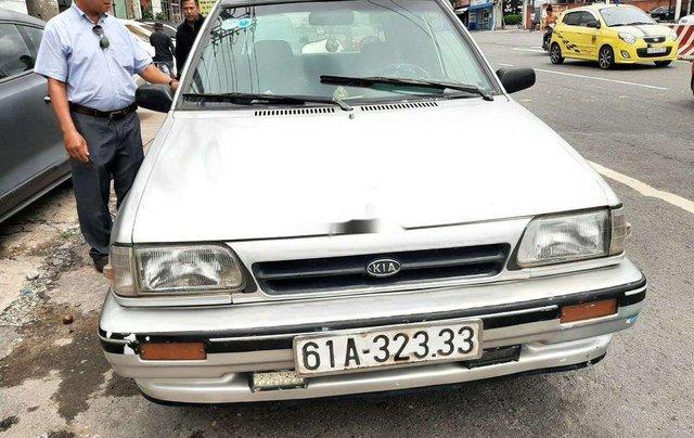 Bán xe Kia CD5 2004, màu bạc2