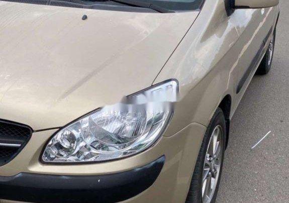 Bán Hyundai Getz năm sản xuất 2009, nhập khẩu, giá tốt2