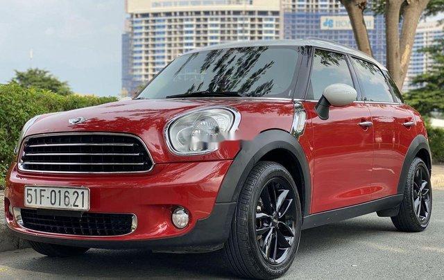 Bán Mini Cooper 2014, màu đỏ, nhập khẩu2