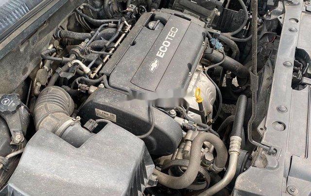 Cần bán gấp Chevrolet Cruze 2016, màu đen, nhập khẩu 4