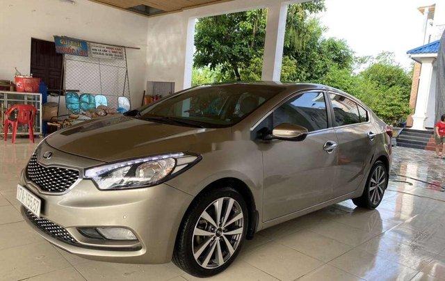Cần bán xe Kia K3 năm sản xuất 2015, 440tr0