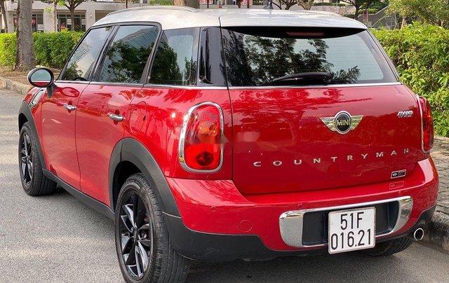 Bán Mini Cooper 2014, màu đỏ, nhập khẩu1