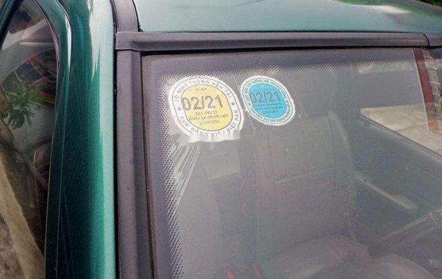 Bán Kia CD5 đời 2002, màu xanh lá8