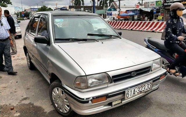 Bán xe Kia CD5 2004, màu bạc3