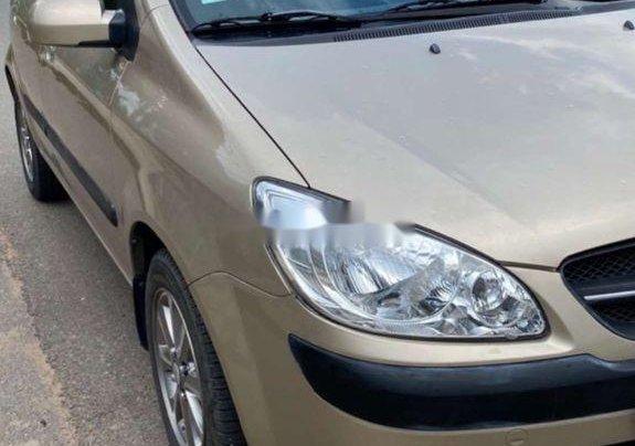 Bán Hyundai Getz năm sản xuất 2009, nhập khẩu, giá tốt4