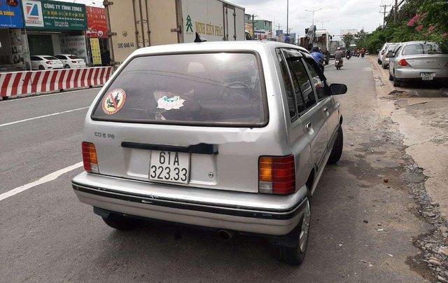 Bán xe Kia CD5 2004, màu bạc7