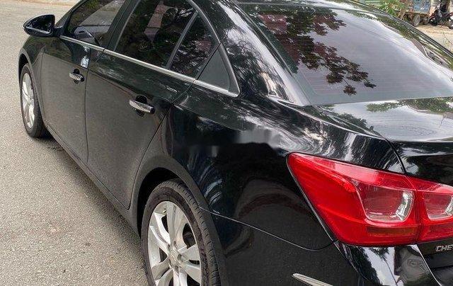 Cần bán gấp Chevrolet Cruze 2016, màu đen, nhập khẩu 3