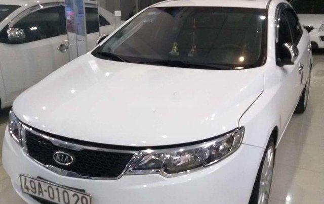Bán Kia Forte sản xuất 2012, chính chủ, giá 318tr2