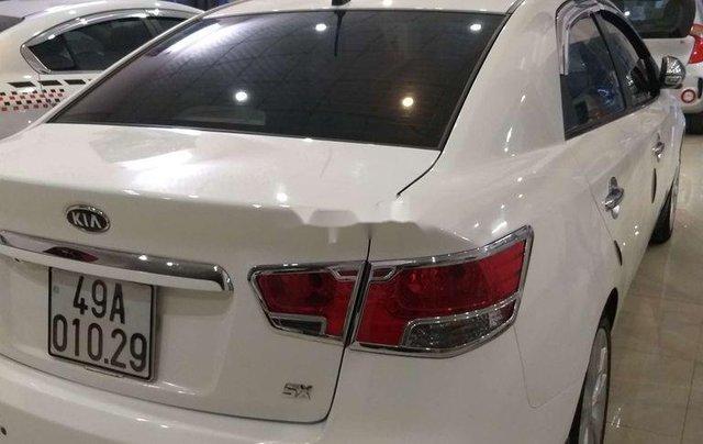 Bán Kia Forte sản xuất 2012, chính chủ, giá 318tr4