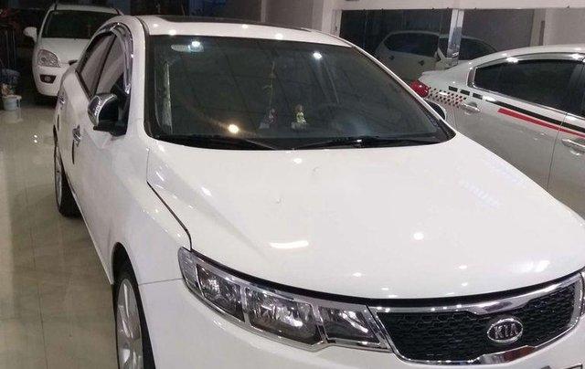 Bán Kia Forte sản xuất 2012, chính chủ, giá 318tr0