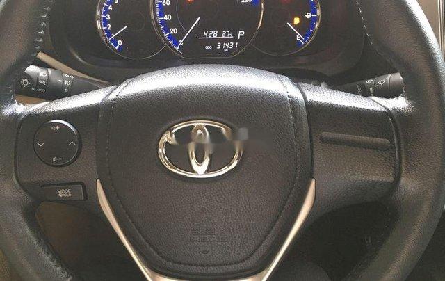Cần bán gấp Toyota Vios năm sản xuất 2019, màu trắng, số tự động11