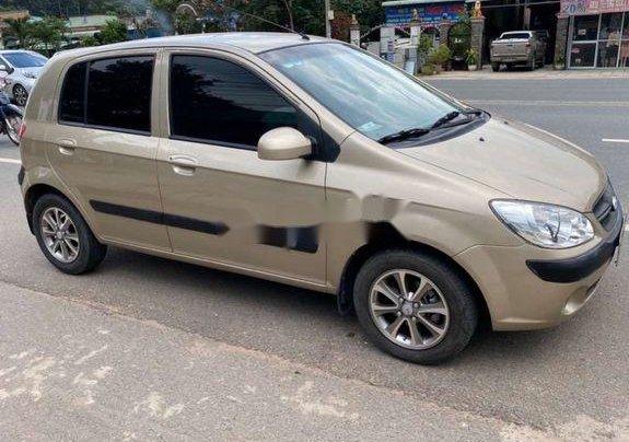 Bán Hyundai Getz năm sản xuất 2009, nhập khẩu, giá tốt3