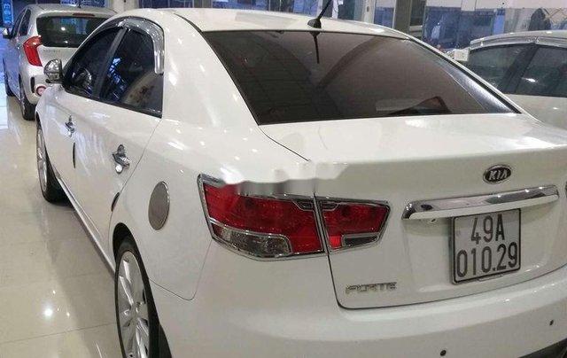 Bán Kia Forte sản xuất 2012, chính chủ, giá 318tr3