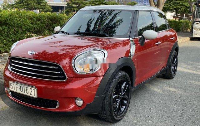 Bán Mini Cooper 2014, màu đỏ, nhập khẩu7