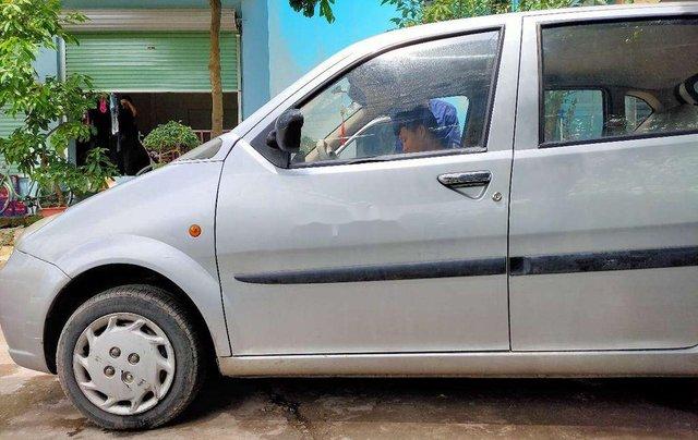 Cần bán lại xe Kia Morning đời 2009, màu bạc giá cạnh tranh0