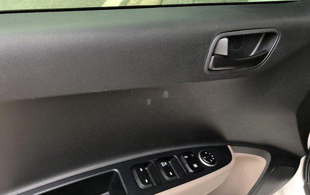 Bán xe Hyundai Grand i10 đời 2018, màu trắng 5