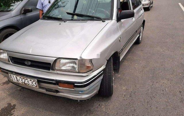 Bán xe Kia CD5 2004, màu bạc1