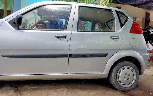 Cần bán lại xe Kia Morning đời 2009, màu bạc giá cạnh tranh4