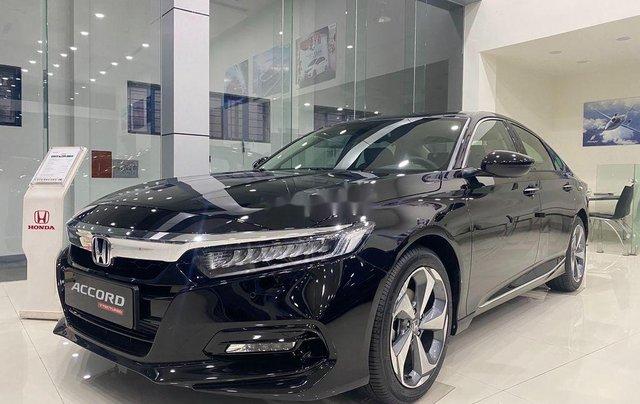Cần bán xe Honda Accord sản xuất năm 2020, màu đen, xe nhập1