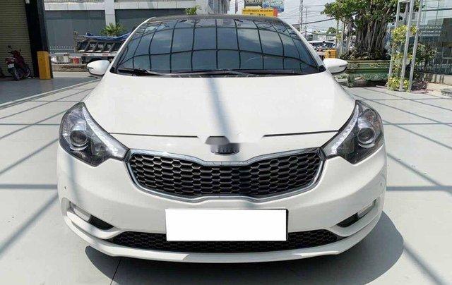 Bán Kia K3 năm sản xuất 2014, màu trắng, giá 430tr1