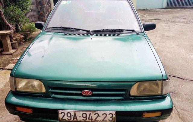 Bán Kia CD5 đời 2002, màu xanh lá3