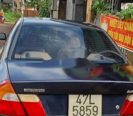 Bán xe Mitsubishi Lancer 2001, màu xanh lam, xe nhập1