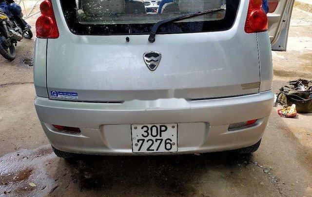 Cần bán lại xe Kia Morning đời 2009, màu bạc giá cạnh tranh3