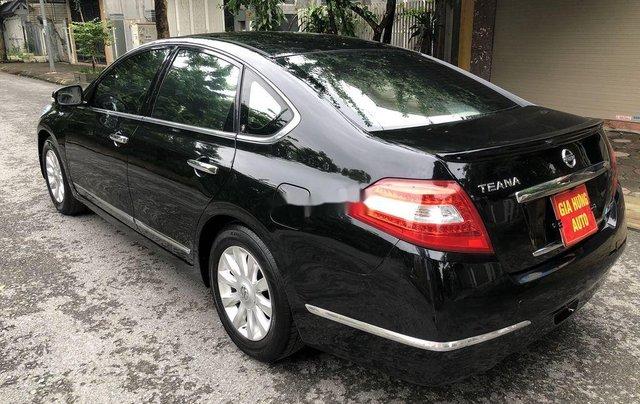 Gia Hưng Auto bán Nissan Teana sản xuất 2010, màu đen7