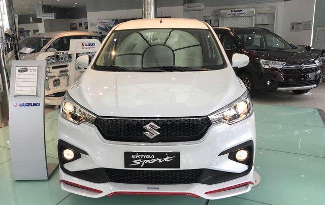 Bán ô tô Suzuki Ertiga đời 2020, màu trắng, nhập khẩu nguyên chiếc0