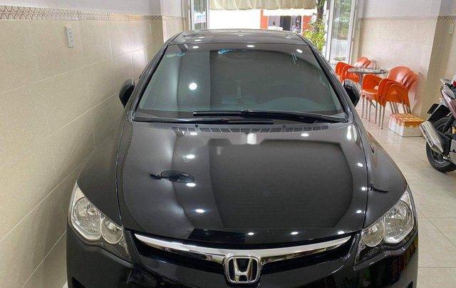 Bán Honda Civic 2.0L đời 2007, màu đen 0
