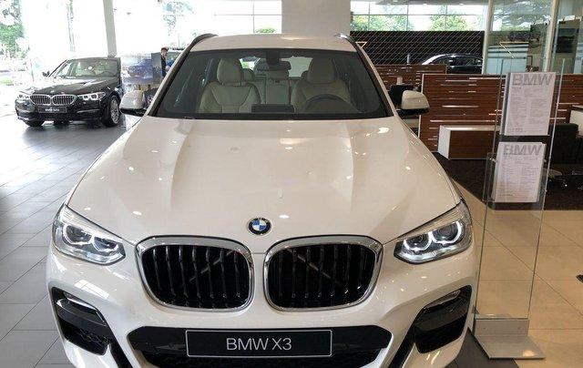 Bán BMW X3 đời 2019, màu trắng, nhập khẩu nguyên chiếc2
