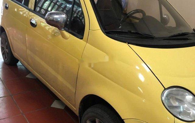 Cần bán lại xe Daewoo Matiz năm sản xuất 2000, màu vàng, xe nhập, 52 triệu1
