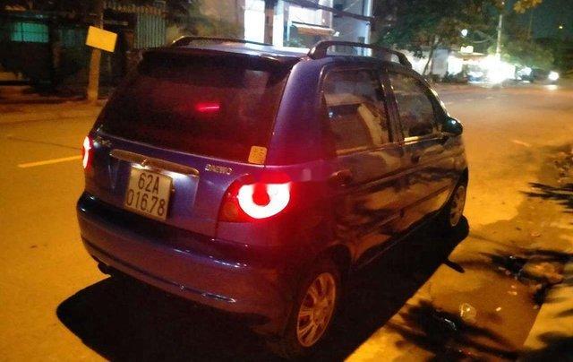 Cần bán Daewoo Matiz đời 2007, màu xanh lam, giá chỉ 82 triệu9