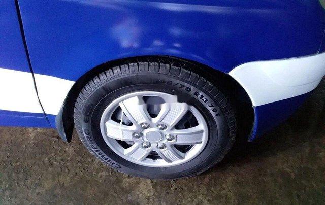 Bán Daewoo Matiz sản xuất năm 2004, màu xanh7