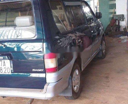 Cần bán lại xe Mitsubishi Jolie sản xuất năm 2001, màu xanh lam, nhập khẩu 3