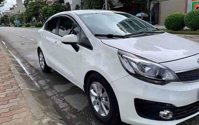 Cần bán xe Kia Rio 1.4 MT năm 2016, màu trắng, xe nhập còn mới 3