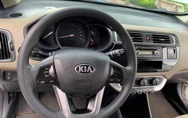 Cần bán xe Kia Rio 1.4 MT năm 2016, màu trắng, xe nhập còn mới 2