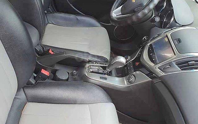 Cần bán Chevrolet Cruze LTZ đời 2017, màu bạc, giá tốt2