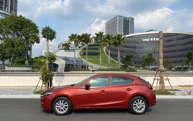Bán xe Mazda 3 năm 2017, giá tốt0