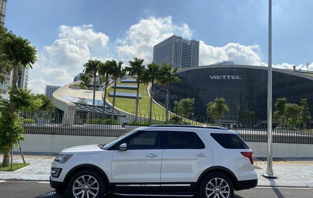 Cần bán gấp Ford Explorer đời 2017 giá tốt8