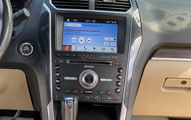 Cần bán gấp Ford Explorer đời 2017 giá tốt7