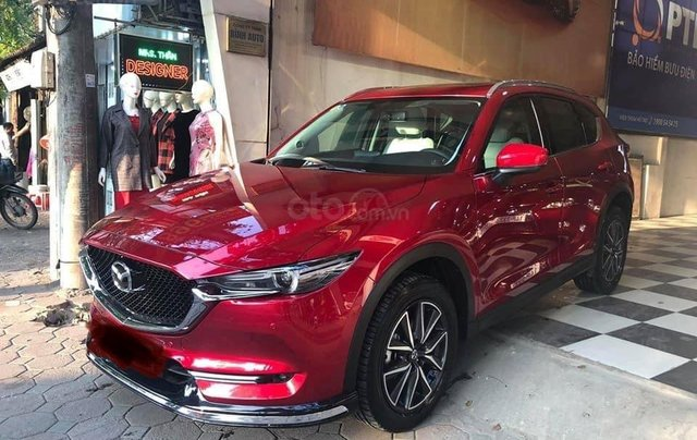 Cần bán gấp Mazda CX 5 2019 chính chủ còn mới0