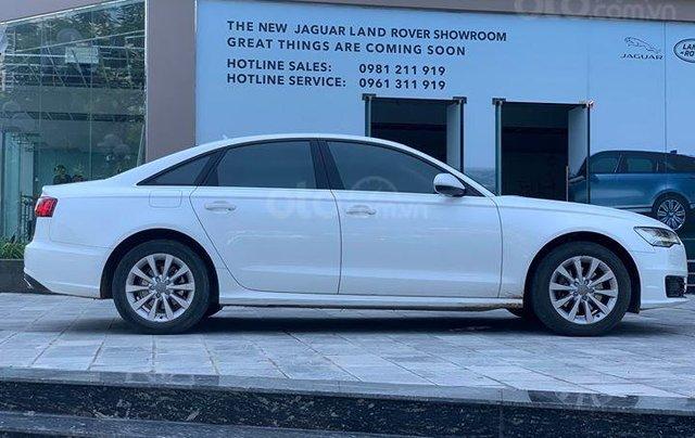 Bán ô tô Audi A6 năm sản xuất 2016, màu trắng, nhập khẩu3