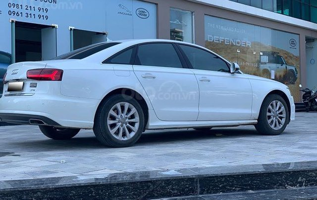 Bán ô tô Audi A6 năm sản xuất 2016, màu trắng, nhập khẩu5