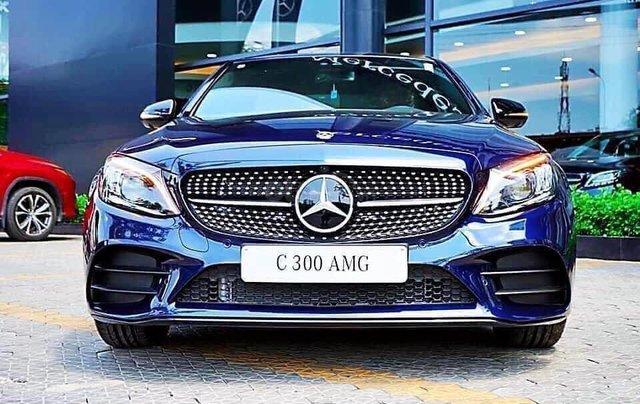 Mercedes C300 - 2020 giá tốt nhất + tặng bảo hiểm + tặng 2 năm bảo dưỡng miễn phí0