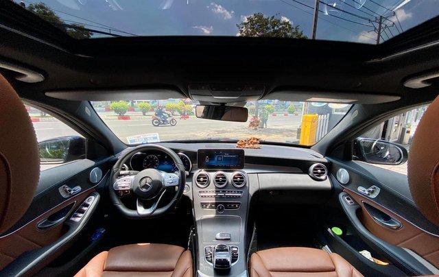 Mercedes C300 - 2020 giá tốt nhất + tặng bảo hiểm + tặng 2 năm bảo dưỡng miễn phí3