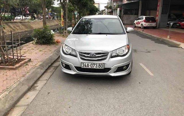 Bán Hyundai Avante năm sản xuất 2014, màu bạc còn mới2
