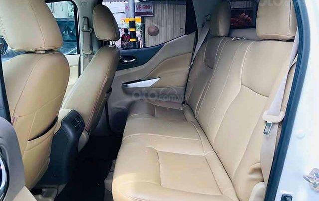 Cần bán xe Nissan Navara năm sản xuất 2019, màu trắng, nhập khẩu còn mới, giá 555tr5